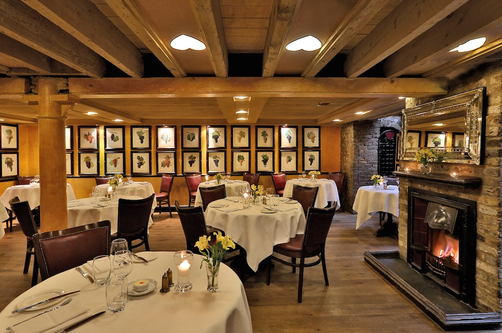 French Restaurant In Central London Private Dining