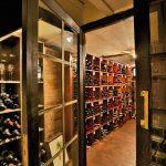 Wine cellar in central London bleeding heart