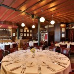 Private dinning rooms in London at The Terrace Room Bleeding Heart